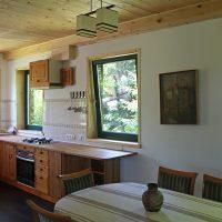 leśny domek izerski